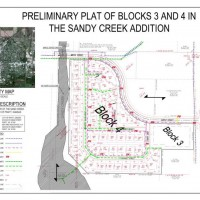 Land Development SC Replat Blk 4 Preliminary Plat
