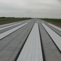 Anthony KS Airport Runway Finished
