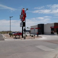 Land Development   Arby's & 25th Street After 2