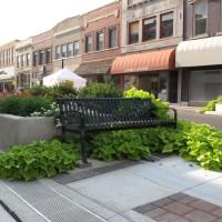 Leavenworth_Streetscape_Planters