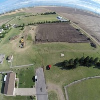 Spearville Sports Complex Aerial Shot June 2016