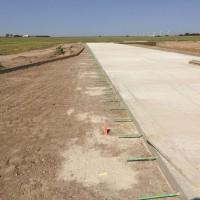 Cimarron_airport_Kansas_concrete_Reconstruction_Runway