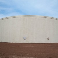 Anthony_Water_Project_Part 2 1.5 M Ground Storage Tank