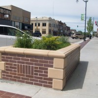 Pratt Streetscape Planter
