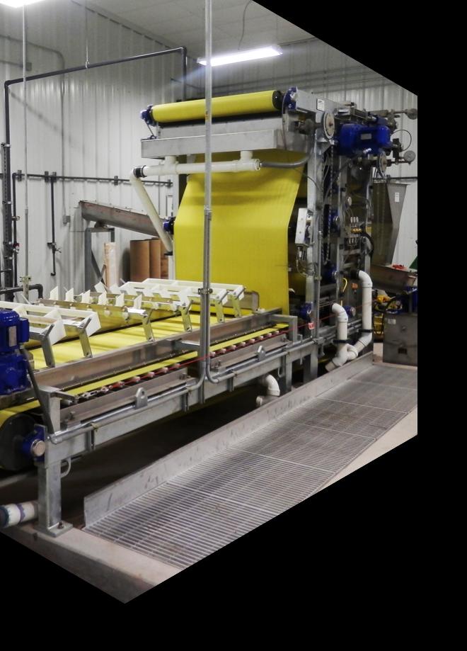 Wastewater 2010 Pratt Sewer Treatment Improvements Ebh Engineering