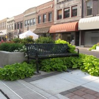 Leavenworth_Streetscape_Planters