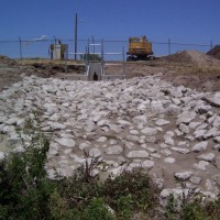 Lacrosse_outfall_treated_effluent_construction