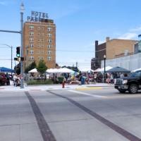 Merchant Park Farmers Market Pratt KS