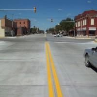 Pratt Kansas Main Street 3
