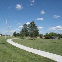 Hugoton Raydene Recreational Trail 1