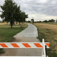 City Of Elkhart   Whistle Stop Park Recreational Trail Project 3