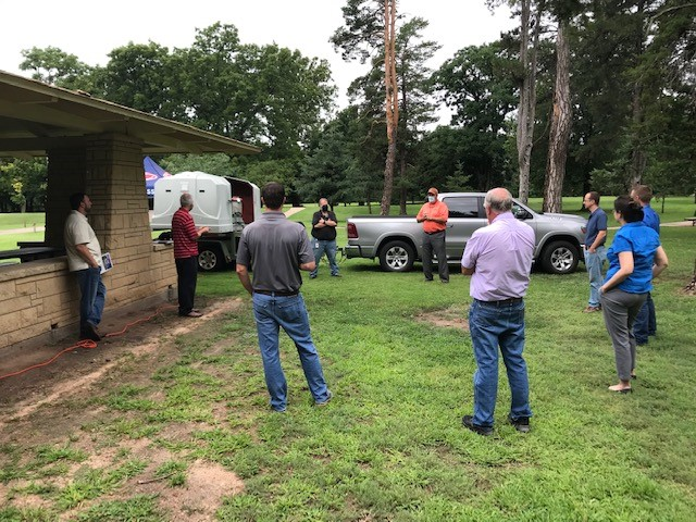 EBH Engineering Hosts Smith and Loveless Lift Station Demonstration