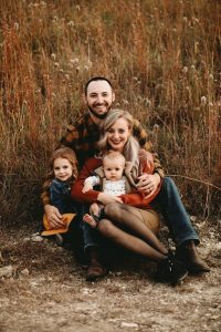 Zach Collett Family Photo